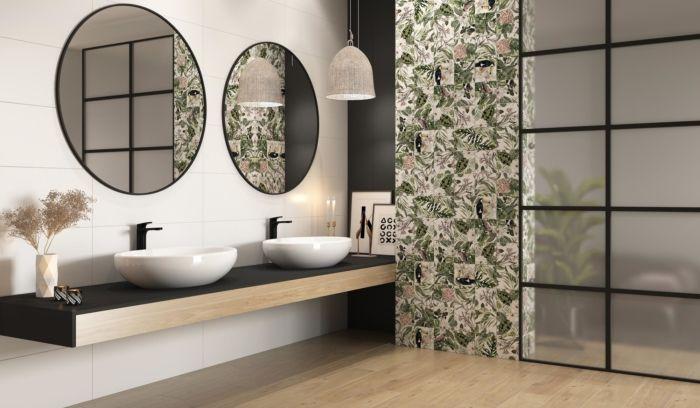 łazienka płytki ceramiczne